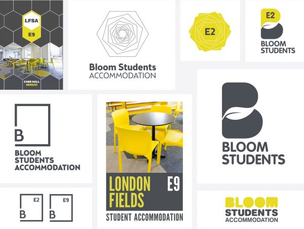 Bloom logo collection